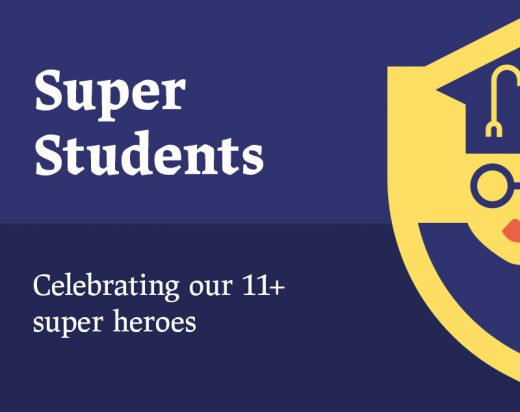 Celebrating the resilience of our Super Students